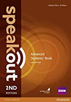 Speakout (2E) Advanced Course Book with DVD-ROM