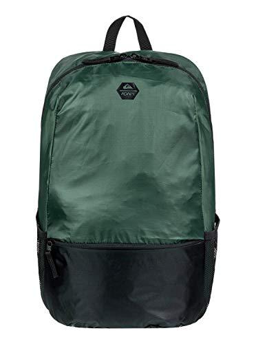 QUIKSILVER Primitiv Packable, Backpack Uomo, Garden Topiary, Taglia Unica