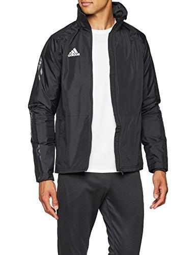 adidas Herren Condivo 18 Übergangsjacke, Black/White, L