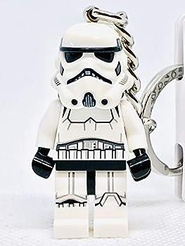 Lego Star Wars  Stormtrooper Key Chain 853946  2019 Version