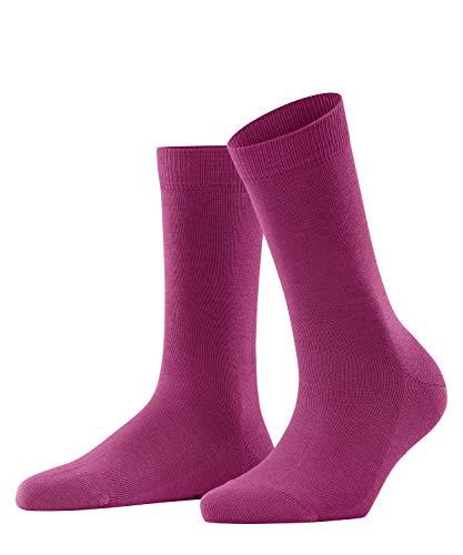 FALKE Damen Family W SO Socken, Rot (Berry 8390), 35-38 (UK 2.5-5 Ι US 5-7.5)