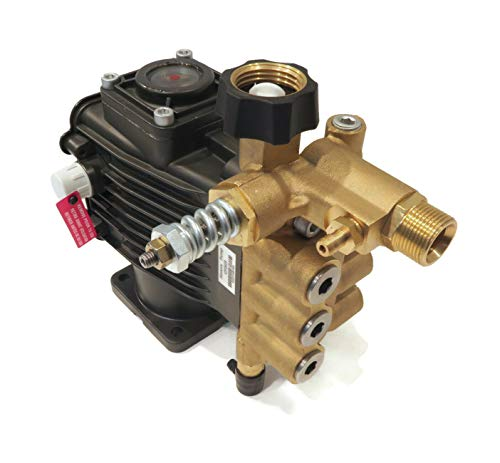 "The ROP Shop 3600 PSI Power Pressure Washer Water Pump, 2.5 GPM, 3/4"" Shaft for Honda GX200"