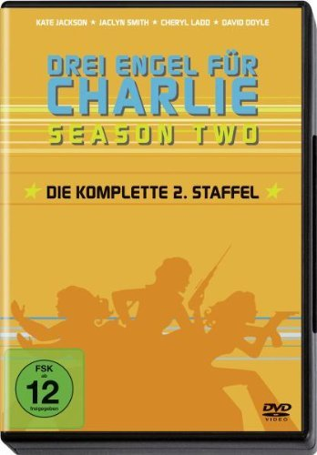 Drei Engel für Charlie-Season Two-6 Discs [Import allemand]
