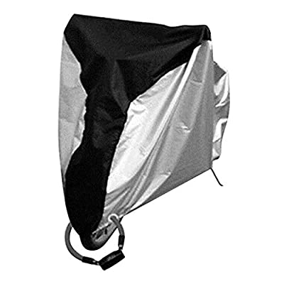 Mehisn Mountain Bike Bicycle Rain Cover Waterproof Cycle Cover Dust Protection Tool Cover Dust Wind Proof