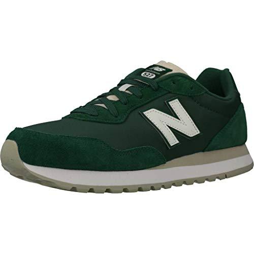 New Balance ML527CCH, Sneaker Hombre, Verde, 44.5 EU
