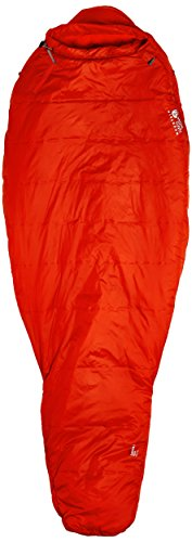 Mountain Hardwear Unisex Lamina Z Spark 34 Long Sleeping Bag, Flame, LH
