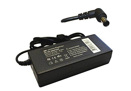 Power4Laptops Adattatore Alimentatore per Portatile Caricabatterie Compatibile con Sony Vaio VPCEH2N1E