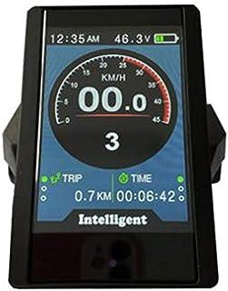 TOOGOO Pannello di Controllo del Display 850C per Bicicletta Elettrica BBS02 e Motore Centrale BBSHD