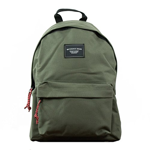 Watershed Mens Union Backpack - Olive Green