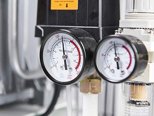 Starkwerk Druckluft Kompressor SW 575/10 | 100L | 400 Volt - 3