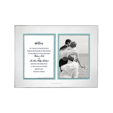 kate spade new york Take the Cake Double Invitation Frame