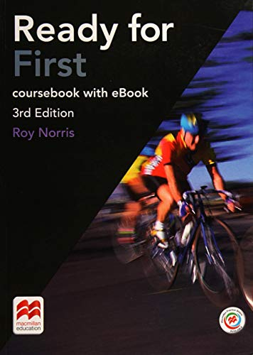 Ready For First Student´s Book without answer key + eBook (3rd Edition) (Ready for 3rd Edit)