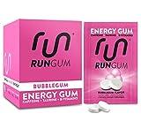 Run Gum Bubblegum Energy Chewing Gum