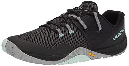 Merrell Damen Trail Glove 6 Sneaker, Schwarz, 38 EU