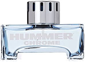 Hummer Chrome Cologne, 4.2 Ounce (Pack of 2)