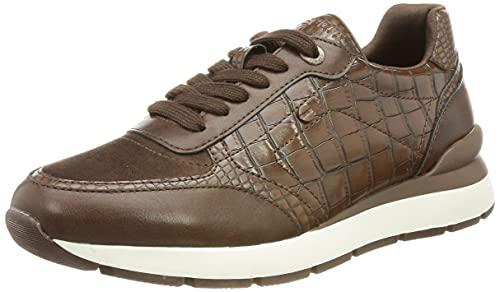 ESPRIT 071EK1W319, Zapatillas Mujer, 200 marrón Oscuro, 36 EU