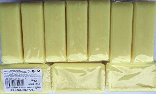 Kappus Stück Kernseife Zitrone je 150gr. (30er Pack)