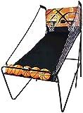 SONGYU-Canasta Aro de Baloncesto Doble Electrónica Arcade De Baloncesto Soporte Sistema...