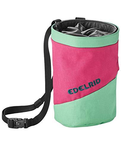 EDELRID Unisex– Erwachsene Chalk Bag Splitter Twist, Granita, einheitlich
