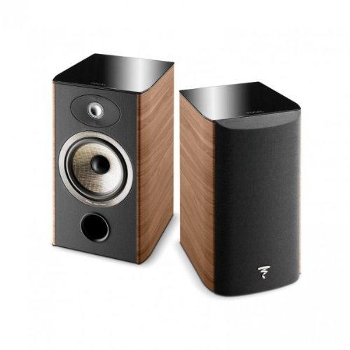 Focal ARIA906WN Lautsprecher für MP3 und Ipod, Nüsse &