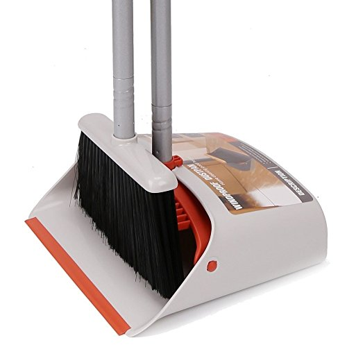 Broom and Dustpan, Dust Pan and Broom Combo Set/Standing Upright