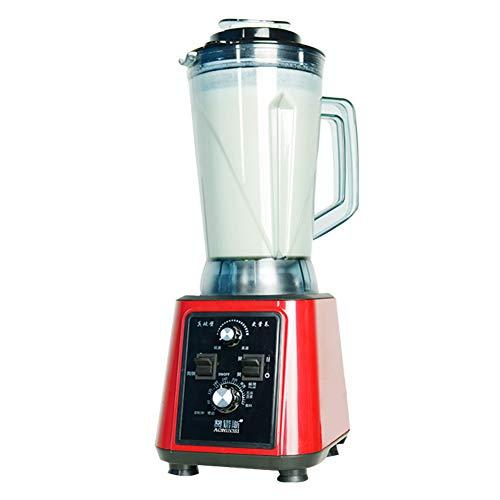 Licuadora de escritorio eléctrica / Licuadora de licuado personal con motor silencioso / Máquina de hielo de procesador de alimentos multifuncional /Máquina de leche de soja /Máquina para romper jugos