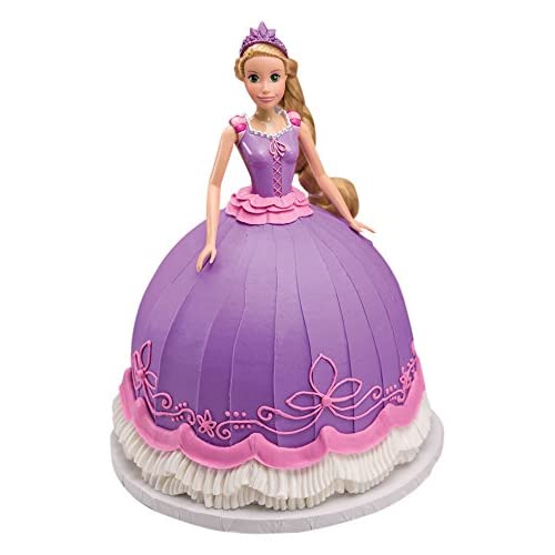 Enjoyable Rapunzel Cake Amazon Com Funny Birthday Cards Online Elaedamsfinfo