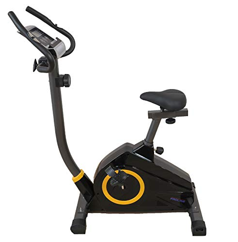 Proline Fitness 335B Upright Bike with Fywheel 5 kg for Fitness/Exercise
