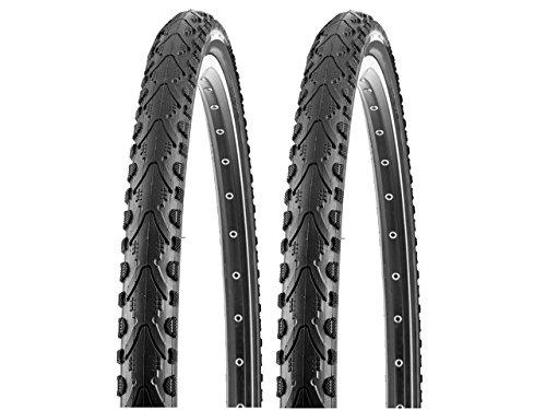 2 x bicicleta 26 x 1,95 Kenda neumáticos de techo Khan chaqueta colour negro