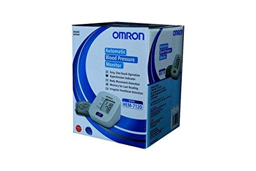 Omron Automatisches Blutdruckmessgerät–hem-7120