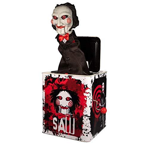SAW Burst-A-Box H851800 Billy - Caja de música (36 cm), Multicolor