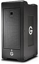 G-Technology 24TB G-Speed Shuttle XL Thunderbolt 2 Storage Solution - Transportable, Hardware RAID, 8-Bay - 0G04647