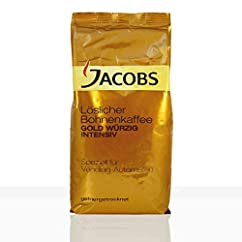 Jacobs Vending Gold würzig intensiv 8 x 500g