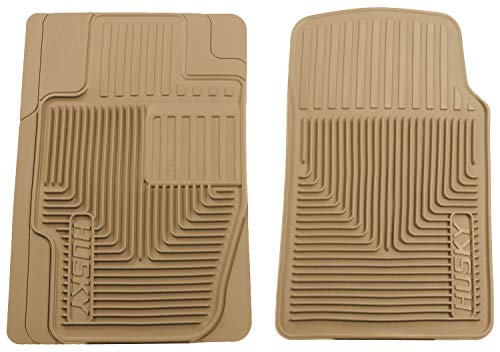 Husky Liners Heavy Duty Floor Mat Front Tan