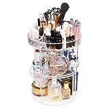 Kare & Kind Organisateur de maquillage rotatif en acrylique à 360 degrés - Il...