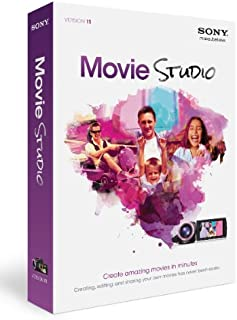 Sony Movie Studio 11