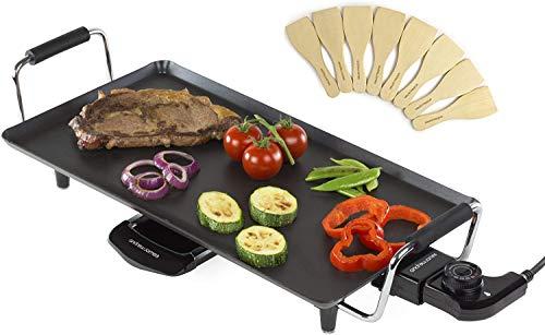 Andrew James Teppanyaki Electric Grill Plate