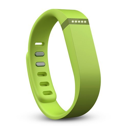 Fitbit Unisex-Erwachsene Fitnessarmband Flex, Lime, one Size