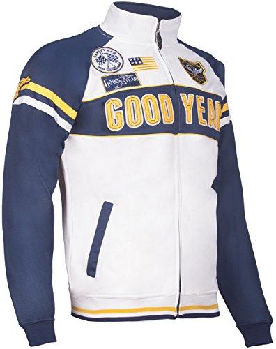Goodyear Arlington - Giacca sportiva da uomo, Uomo, Giacca sportiva, 400164, blu marino, S