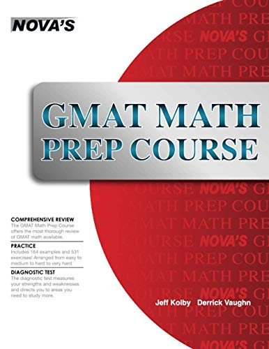GMAT Math Prep Course
