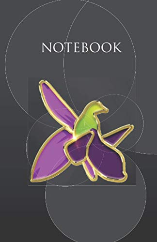 Lined Notebook: Original and Elegant Notebook. To write your thoughts and stay motivated perfect notebook for everyone . 100 Pages.