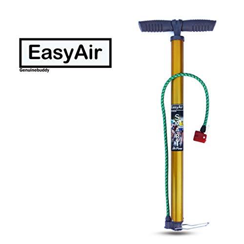 EasyAir SmartBig High Pressure Bike, Car Cycle, Toys Air Pump(2ft, Multicolor)