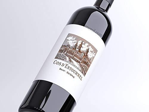 X3 Château Cos d'Estournel 2016 75 cl AOC Saint-Estèphe 2ème Cru Classé Vino Tinto