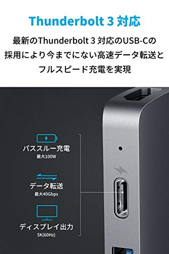 Anker『PowerExpandDirect7-in-2USB-CPDメディアハブ』