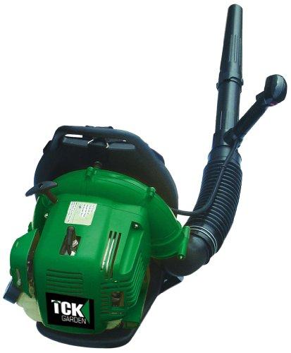 TCK Garden SD30 bladblazer voor rug, benzine, groen, 40 x 32 x 38 cm