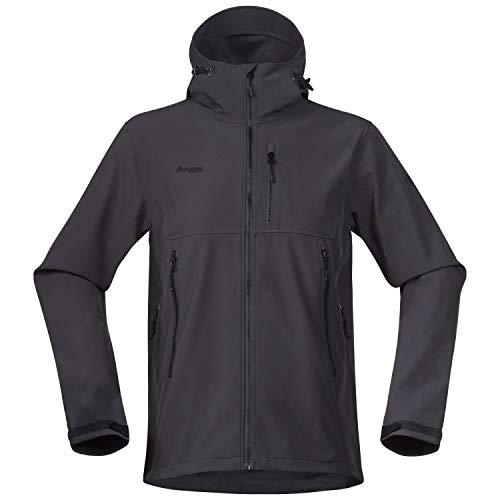 Bergans Stegaros Jacket Men - Softshelljacke mit Kapuze