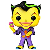 Funko Pop Batman: The Joker Blacklight with Pop Original Box Chibi