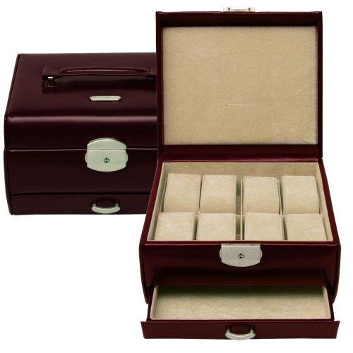 Windrose Classico - Estuche para relojes, 19,5 cm