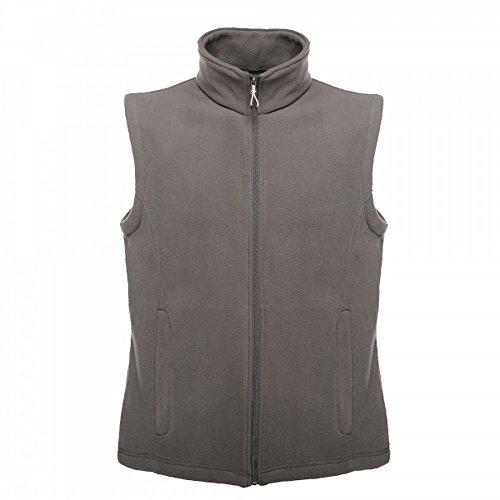 Regatta Herren Micro Fleece-Weste (XL) (Grau)