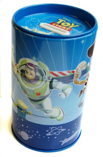 Toy Story 3 34097 - Zinnspardose 8 x 14 cm